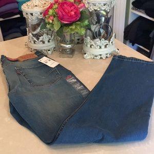 Men's Levi's 514  jeans